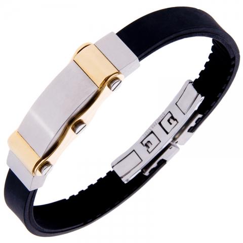 Описание модели: Если вы ищете подарок для мужчины, то выбрав в подарок стильный браслет из